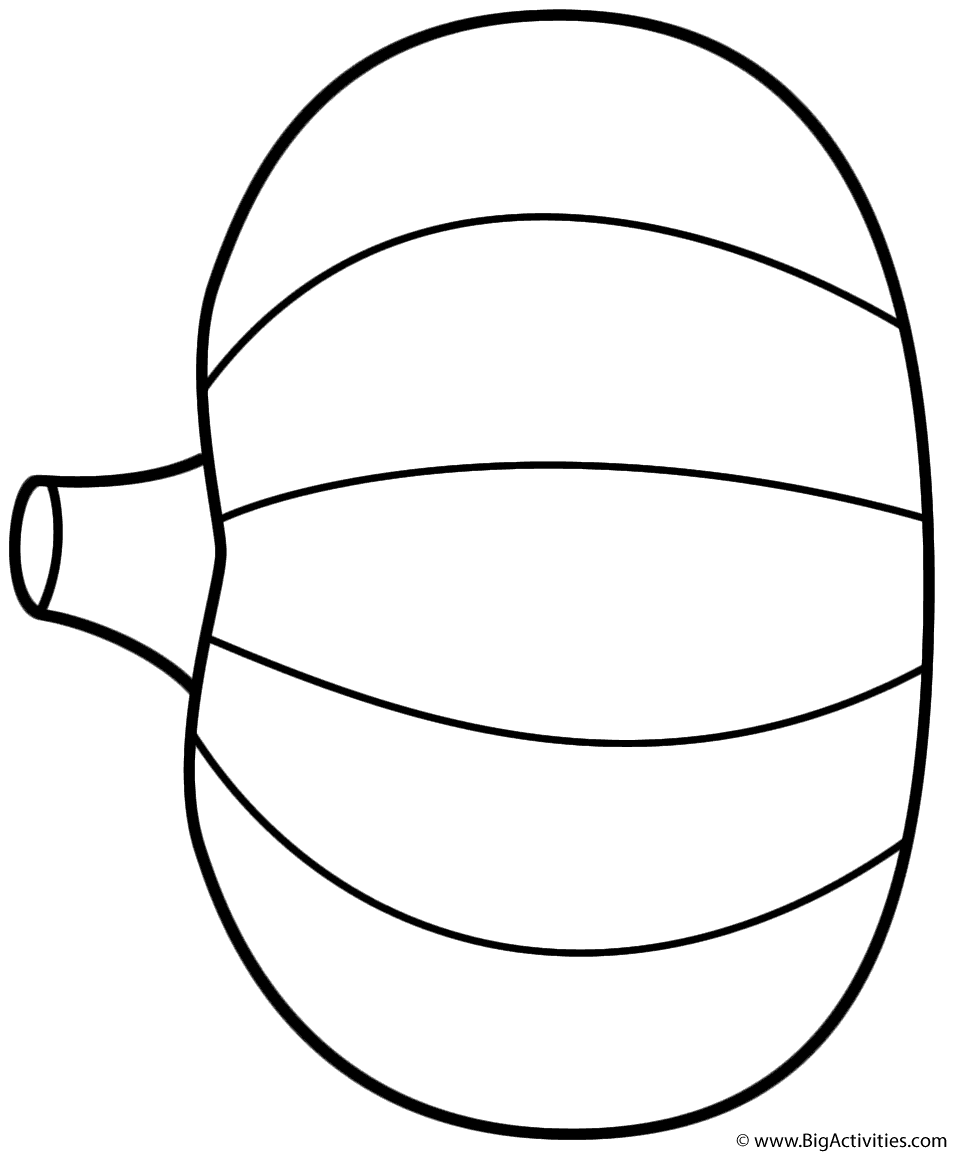 pattern pumpkin coloring pages - photo#23
