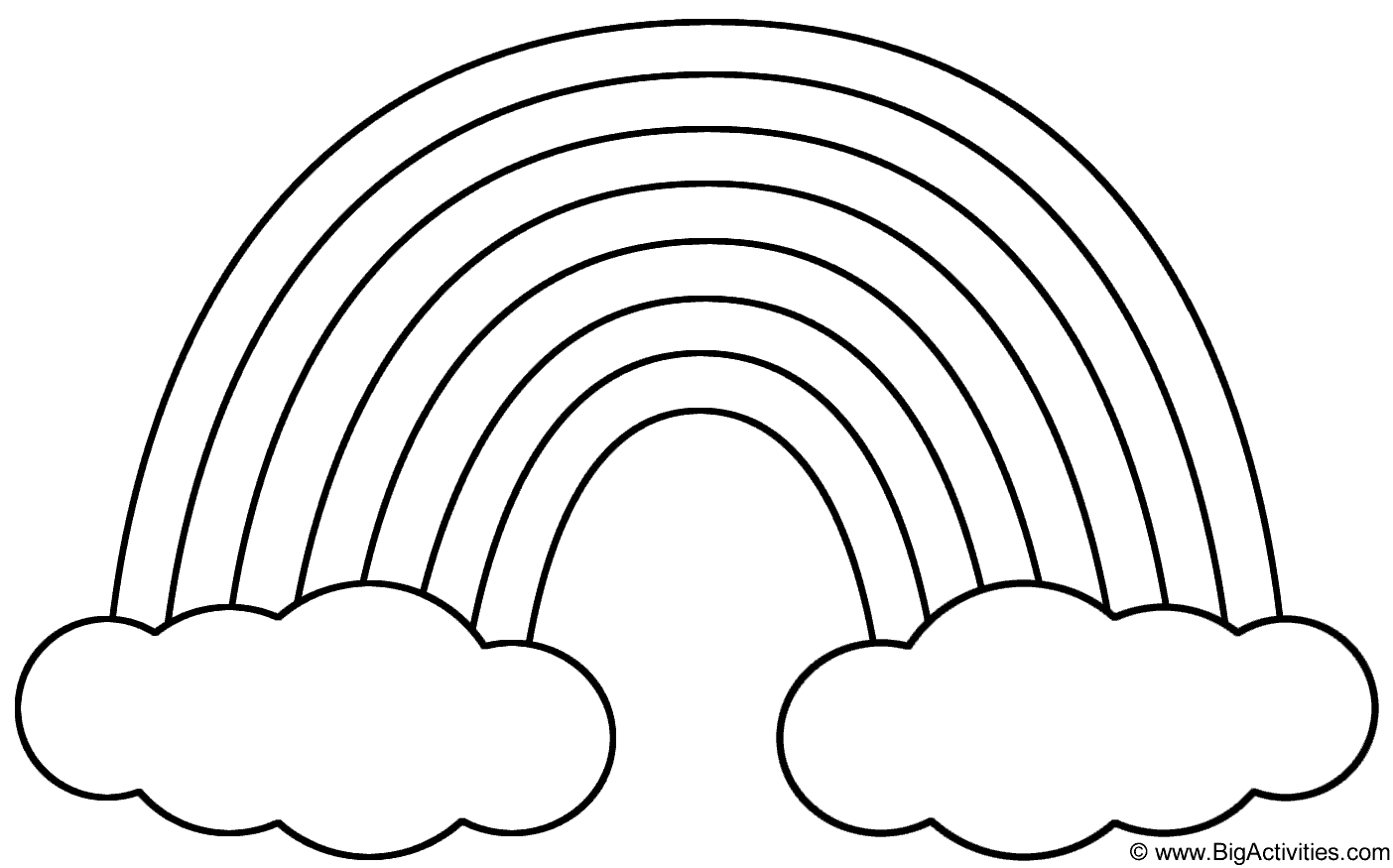 Free Printable Cloud Coloring Pages For Kids | Coloring pages for ... | 875x1404